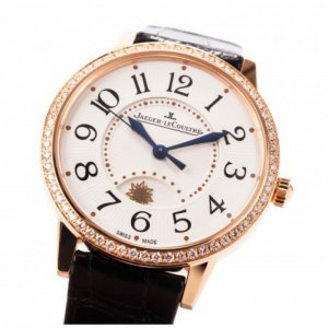 Jaeger-LeCoultre [NEW] 34mm Rendez-Vous Night & Day Q3442520 (Retail:HK$166,000)