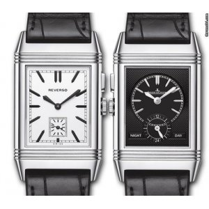 Jaeger-LeCoultre [NEW] Grande Reverso Ultra Thin Duoface Mens Q3788570 (Retail:US$10,800)