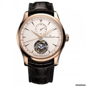 Jaeger-LeCoultre [NEW] Master Grand Tradition A Tourbillon 43mm Q1662510 (Retail:US$83,000)