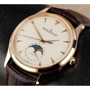 Jaeger LeCoultre [NEW] Master Ultra Thin Moon Q1362520 (List Price: HK$132,000)