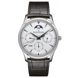 Jaeger LeCoultre [NEW] Master Ultra Thin Perpetual Calendar White Gold Q1303520