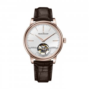 JAEGER LECOULTRE [全新] Q5082420 Master Grande Tradition Tourbillon (Retail:US$87,500)