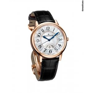 Jaeger LeCoultre [全新] Rendez-Vous White Dial Pink Gold Ladies Q3542490 (Retail:US$17,700)