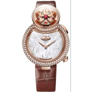 Jaquet Droz [NEW][LIMITED 8] Lady 8 Flower AUTOMATA Ladies J032003270 (Retail:CHF 130,000)