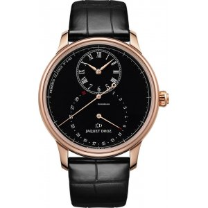 Jaquet Droz [NEW][LIMITED 88 PC] Grande Seconde Deadbeat 43mm J008033201 (Retail:CHF 29000)