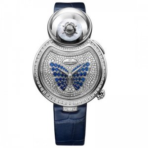Jaquet Droz [NEW][LIMITED EDITION 8 PIECE][全新限量8支] Lady 8 Flower AUTOMATA Ladies J032004220 (Retail:CHF 250,000)