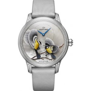 Jaquet Droz [NEW][LIMITED EDITION 88 PIECE][全新限量88支] Les Ateliers d'Art Petite Heure Minute Relief J005024575 (Retail:CHF 68000)
