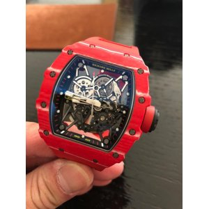 Richard Mille [2017 USED] RM 35-02 Red NTPT Automatic Watch
