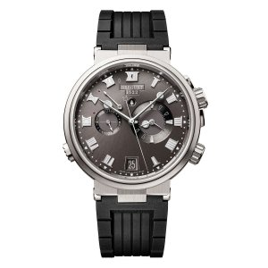 Breguet [2019 NEW MODEL] Marine Alarme Musicale 40mm Mens 5547ti/g2/5zu