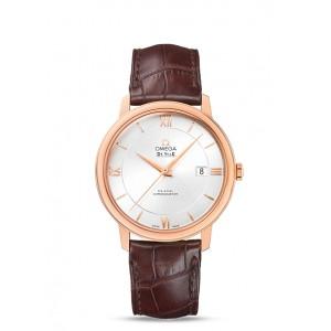 Omega [NEW] De Ville Co-Axial 39.5MM 18kt Rose Gold 424.53.40.20.02.001 (List Price: HK$77,200)