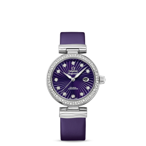 OMEGA [NEW] DE VILLE LADYMATIC OMEGA CO-AXIAL 34mm 425.37.34.20.60.001 (Retail: HK$59,900)
