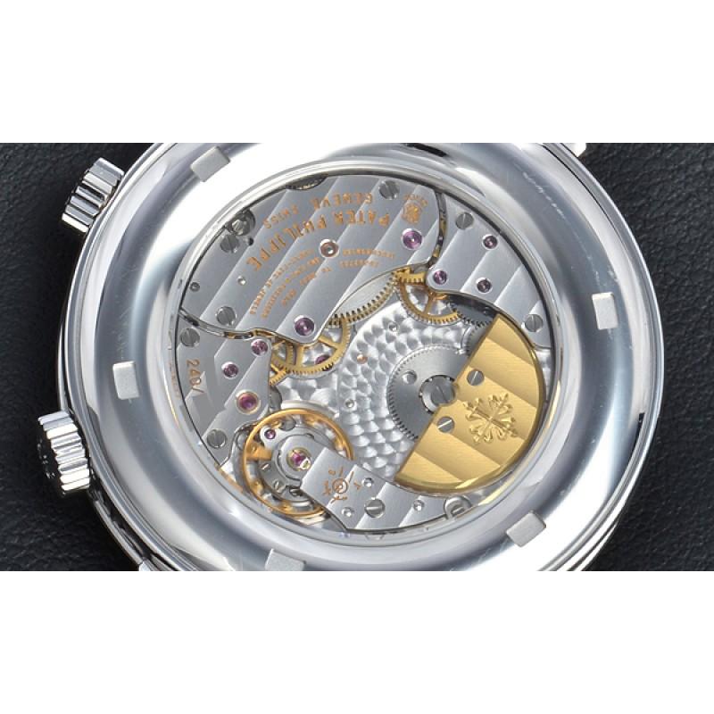 PATEK PHILIPPE [MINT 2007'] Celestial White gold Mens 5102G