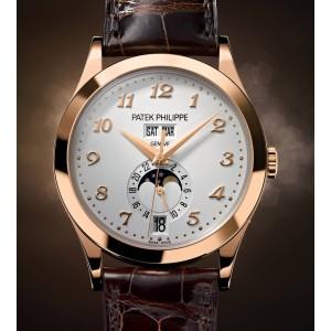 Patek Philippe [NEW][2016 NOVELTY MODEL] Annaul Calendar 5396R-012 (Retail:HK$359,000)