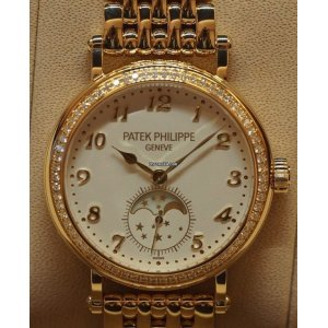 Patek Philippe [NEW] 33mm 7121/1J 18k Yellow Gold Manual Watch (Retail:HK$373,500)