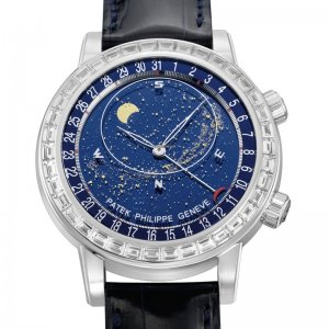 Patek Philippe [NEW] Collectable Celestial Grand Complications White Gold 6104G-001