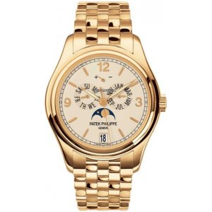 Patek Philippe [NEW] Complicated Perpetual Calendar Yellow Gold 5146/1J-001 (Retail:HK$478,700)
