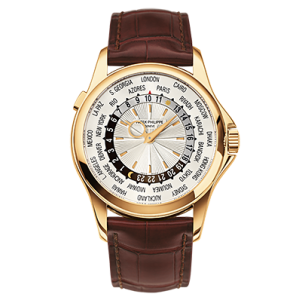 Patek Philippe [NEW] Complications World Time Yellow Gold Mens 5130J (Retail:HK$315,700 )