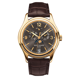 Patek Philippe [NEW] Complications Yellow Gold Mens 5146J-010 (Retail: HK$296,200)