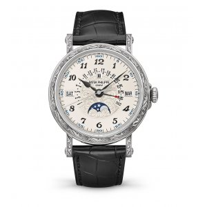 Patek Philippe [NEW] Grand Complications 5160/500G White Gold (Retail:US$170,104)