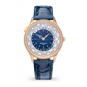 Patek Philippe NEW-LTD 75-限量75支 7130R-012 New York Edition Rose Gold 36mm Ladies