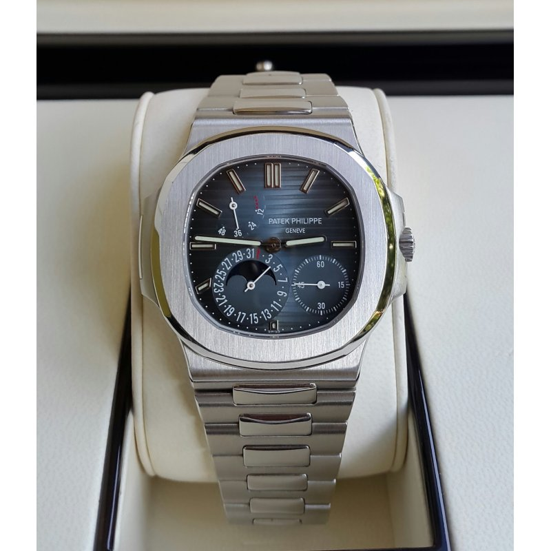 All Watches Patek Philippe New Mens Stainless Steel Nautilus