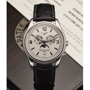 Patek Philippe [NEW-OLD-STOCK-2006'][LIMITED 100] Annual Calendar Advanced Research 5250G