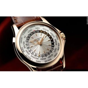 PATEK PHILIPPE [NEW][RARE][SPECIAL] Complications Mechanical Silver Dial 5130R-018 (Retail:HK$329,300)