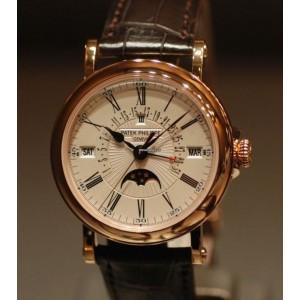 Patek Philippe [NEW] Rose Gold Perpetual Calendar Retrograde 5159R-001 (Retail:HK$707,000)