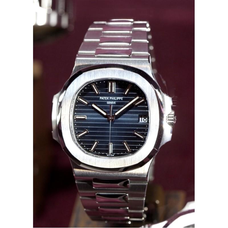 Patek Philippe [2017年4月 99%新] Nautilus In Acciaio 5711/1A-010 Blue Dial Watch