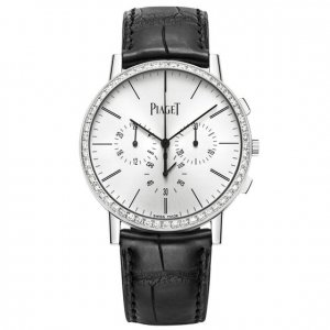 PIAGET [NEW] Altiplano Chronograph White Gold Diamond G0A40031