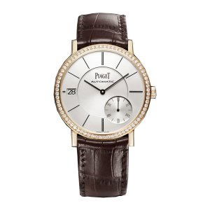 PIAGET [NEW] Altiplano Silver Dial 18K Rose Gold Diamond Men's Watch G0A38139