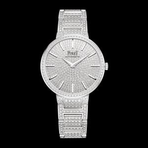 Piaget [NEW] Altiplano White Gold Full Diamond G0A41128