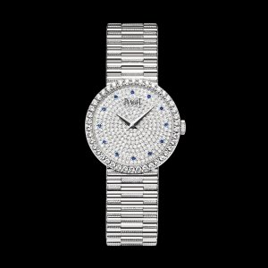 Piaget [NEW] Dancer and Traditional 26mm White GoldG0A37043 (Retail:US$59,000)