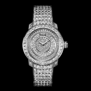 Piaget [NEW] Exceptional Limelight round shaped Watch G0A29084