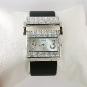 Piaget [NEW] Miss Protocole XL (Large) Ladies Watch Model G0A29020
