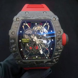 Richard Mille (理查德•米勒) [NEW][RARE] RM 35-02 Rafael Nadal Quartz-TPT Black Version - SOLD!!