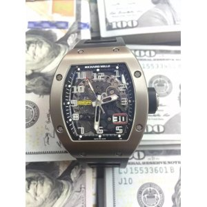 Richard Mille [MINT] RM 029 AL Titanium Big Date Year 2013 Like New Condition - SOLD!!