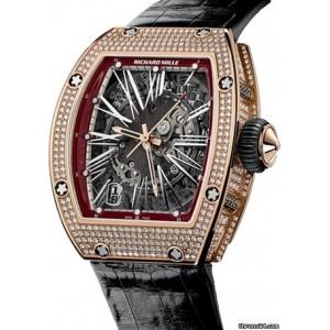 Richard Mille [NEW+RARE] RM 023 Rose Gold Full Set Diamond Watch - SOLD!!