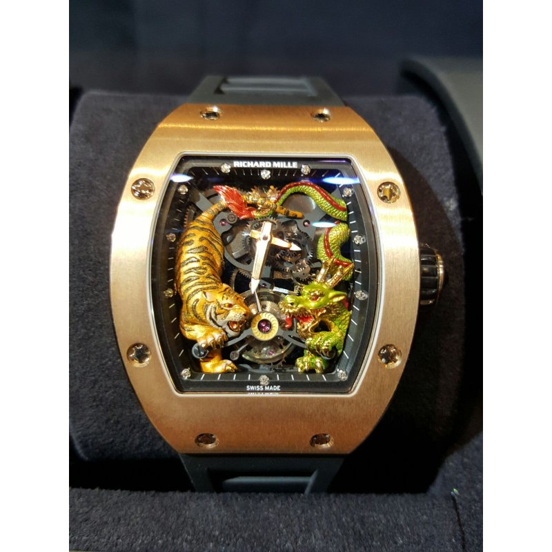 All Watches Richard Mille New Rare Rm 51 01 Tourbillon