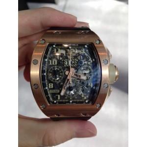 Richard Mille [NEW][RARE] RM 011 IVORY Felipe Massa (Retail:US$160,000) - SOLD!!