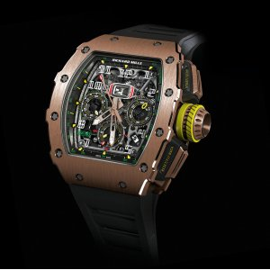 Richard Mille [NEW] RM 11-03 FULL Rose Gold Automatic Flyback Chronograph (Retail:US$160,000)