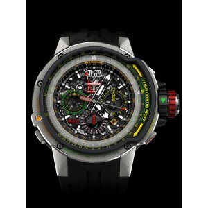 RICHARD MILLE RM 39-01 AUTOMATIC AVIATION E6-B FLYBACK CHRONOGRAPH (RETAIL: US$150,000) - SOLD!!