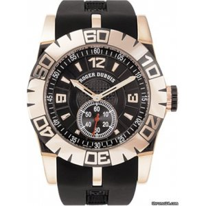 Roger Dubuis [NEW] Easy Diver Small Seconds SED4614-C5N-CPG312R (Retail:US$40,850)