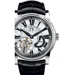 Roger Dubuis [NEW] Hommage Flying Tourbillon DBHO0578
