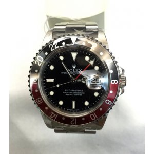 Rolex Coca-Cola GMT-Master II 16710 End Of Z-Series Mint Condition - SOLD!!