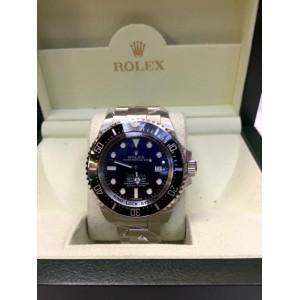 Rolex DEEPSEA BLUE 116660 香港行貨 (ONE MONTH ONLY 只用了一個月) - SOLD!!