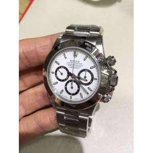 Rolex [MINT] Daytona 16520 White W-Series in Flawless Condition - SOLD!!