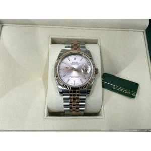 Rolex [NEW] 36mm Datejust Pink index Jubileé 116231 (List Price: HK$80,800)
