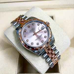 Rolex [NEW] Datejust 31mm 178341G Pink Diamond Jubilee Ladies