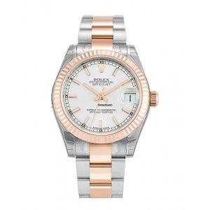 ROLEX [NEW] DATEJUST LADY 31mm Silver 178271 (Retail:HK$72,700)